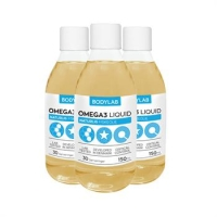 Bodylab Omega 3 Liquid (3x150 ml)