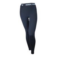 NS Performace Tights - Sort/hvid